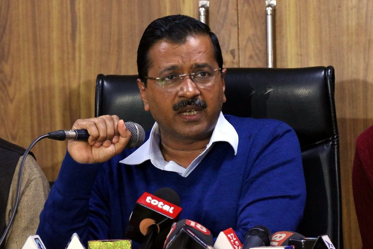 Anti-BJP votes deleted across India: Arvind Kejriwal   The Dispatch