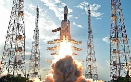 Chandrayaan-2 closer to Moon