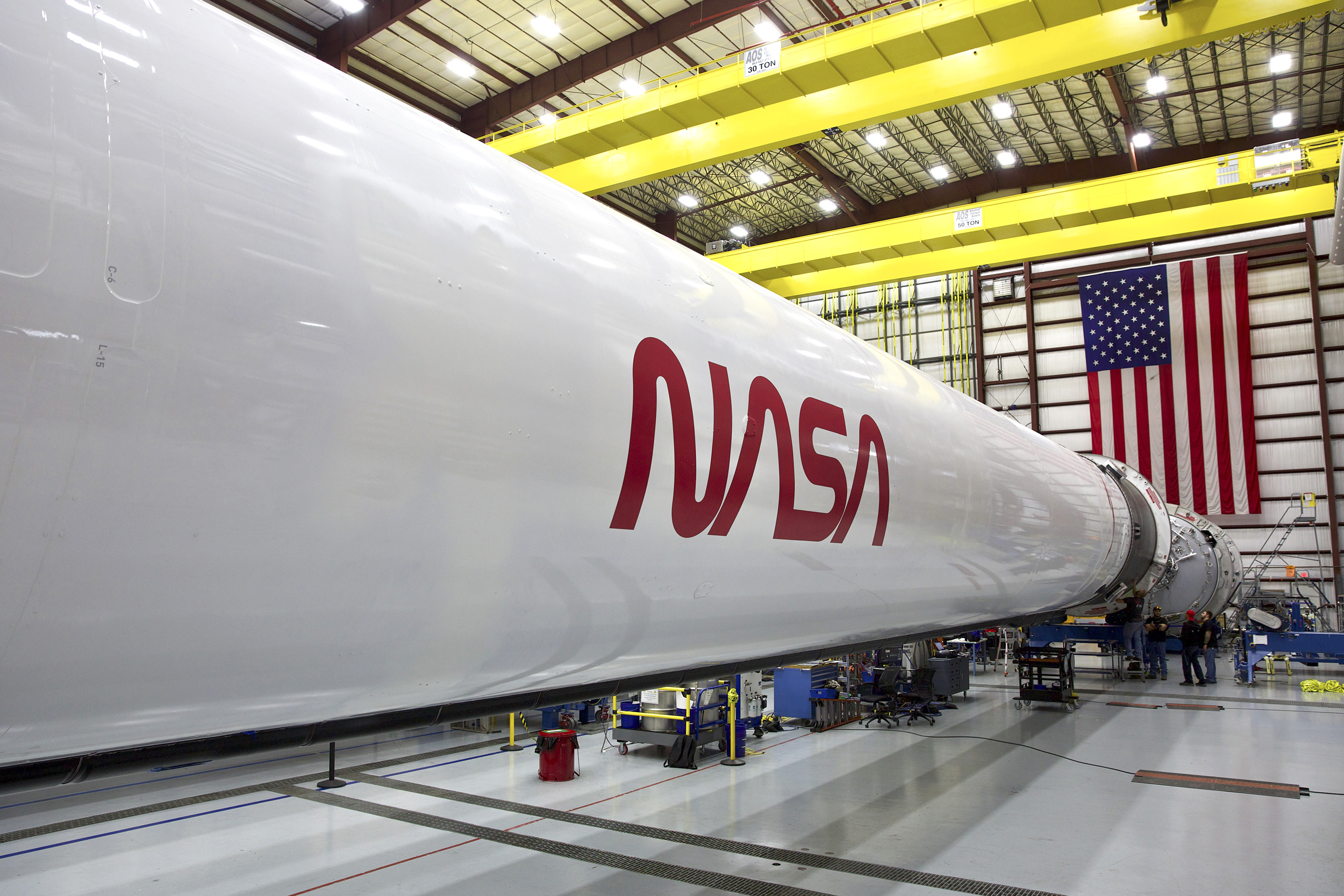 SpaceX to conduct first crewed launch in late May