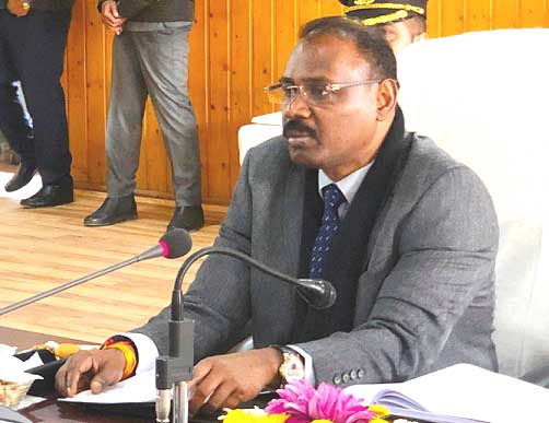 Inaugurated 49 PDD projects of Rs 81 crore will add 250 MVA to overall distribution capacity of J&K : Lt Guv Murmu