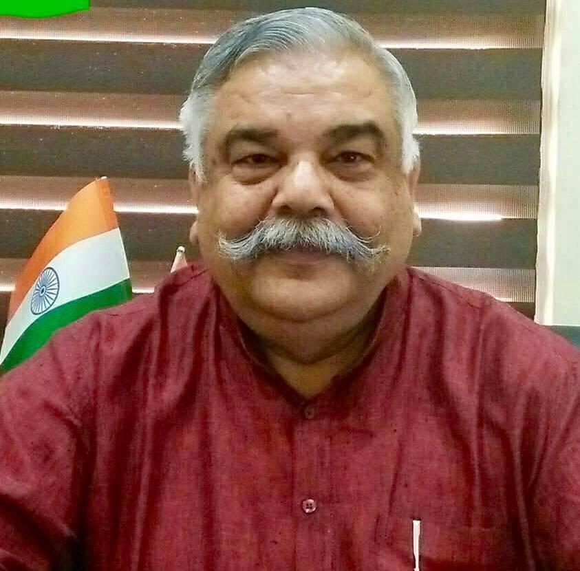 Brig Anil Gupta