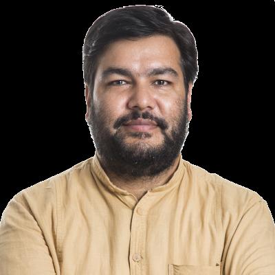 Dr Raja Muzaffar Bhatt