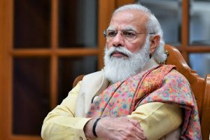 Indian talent can achieve global fame in space sector as it did in IT: PM Modi
