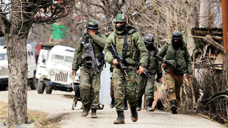 In past 30 years, over 500 PSOs among 1700 policemen killed in J&K