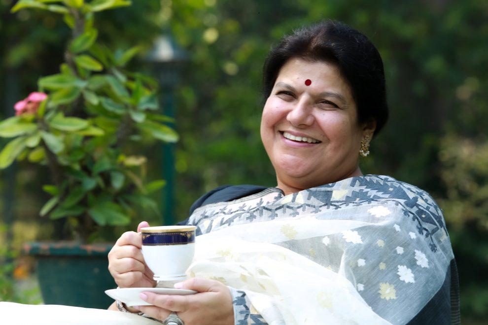 Author Paro Anand