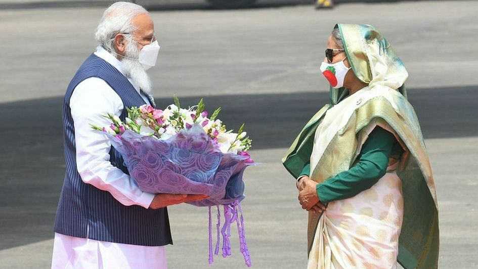 Modi in Bangladesh: Deepening Relations!