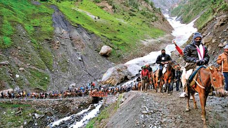 Amarnath Yatra 2021 registrations begin –How to register for the pilgrimage?