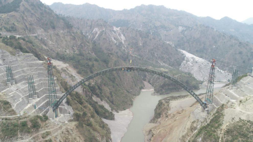 world's highest Railway Bridge-The Dispatch