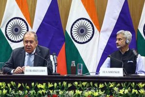 Russian FM Visit: Seeks to placate India?